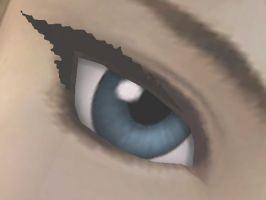 Eye of the Princess by LilLaura6789