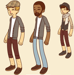 Hipster Dress up Dump by The-Lost-Hope