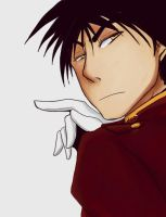 Roy Mustang FireBender by Kaugah