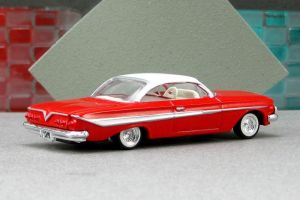 1961 Chevrolet Impala - red rf cotd - Revell by Deanomite17703cotd