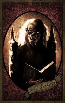 The Cryptkeeper by Mihne-Art
