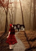 to grandmothers house by sayra