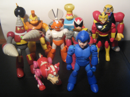 The Bandai TV Collection by ProfessorMegaman
