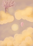 Clouds practice by IAkiitha