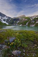 Sturmalm Lake by Dave-Derbis