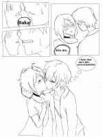 LanixBaka comic wip by NerdFunction