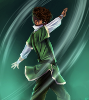 Kai - Legend of Korra - by PencilPaperPassion
