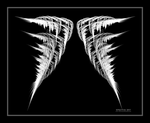 Angel Wings2 by PrettyJu