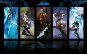 Ashe Background 3 by K4tEe