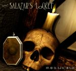 Salazar's (Slytherin) Locket for Daz and Poser by deslea