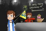 Request #3 Gravity Falls Tea Party by AwkwardOregonian