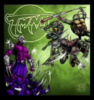 TMNT by Jake-Townsend