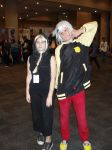 soul eater cosplay me and soul by madusa22