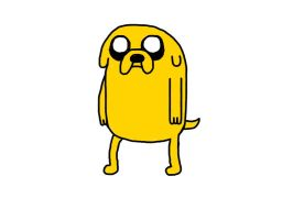 Jake the Dog by MigsGarcia5127