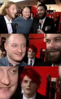 Gerards face *_* by The-MCR-Fan-Club
