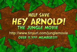 Help Save The Jungle Movie by MrShowtime