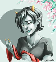 Terezi by ChussKa