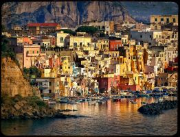 Procida by aeoneternal