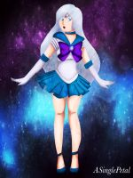 .: Lila's Cosplay - Sailor Scout :. by ASinglePetal