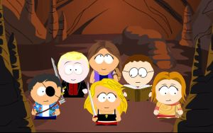 Buffy: South Park Style by singingpterodactyl