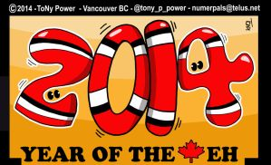 2014 CANADA@tony p power by tony-p-power