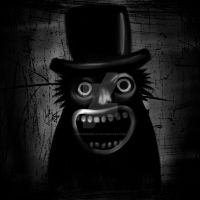 Mister Babadook by ZombieGirl01
