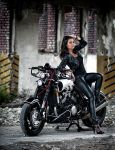Kala and V-Max 01 by uniqueProject