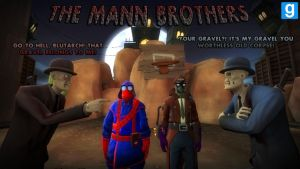 The Mann Brothers SF2013 [ Gmod Download ] by ErichGrooms3