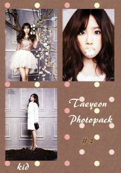 Taeyeon Photopack #3 by Sweetdream2010