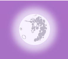 [VECTOR][SVG] Something in the Moon... by TriteBristle