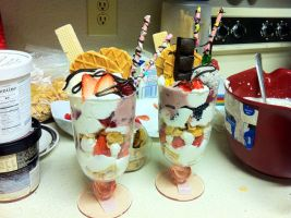 Parfaits by Corselia
