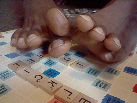 Scrabbled: Word Play by Nomadl3