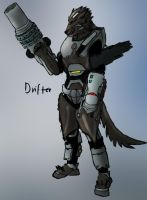 Drifter - Concept Coloured by Arbit-er