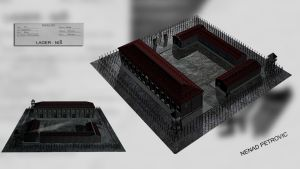 Crveni Krst concentration camp by UEGProductions
