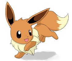 Eevee by Akuvix
