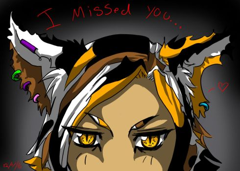 Ele missed you by ILtyPyra