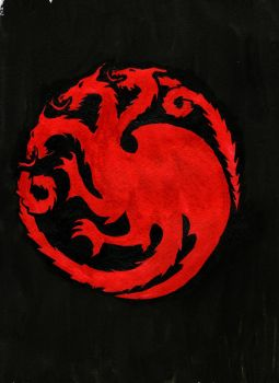 Fire and Blood by 25Queen-of-Rome