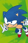 Sonic CD by wogeic