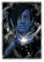 Nightcrawler - Light in the soul by LadyMintLeaf