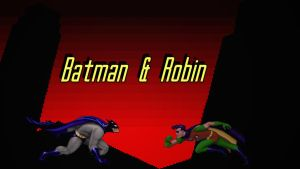 Batman and Robin by Crankd