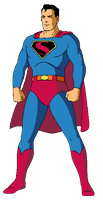 Superman 1941 by FaGian