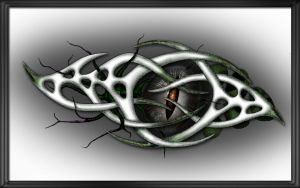 biotech eye by steelraven