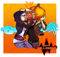 Happy Halloween from The Lores by Viruul