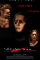 Sweeney Todd Movie Poster 13 by scionjon
