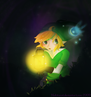 It's Dangerous to go alone.. by Nakitacat