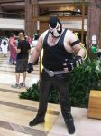 Bane Cosplay by BlueNinjaXX