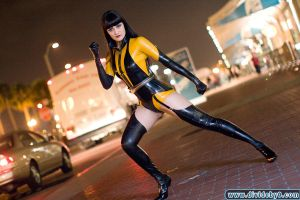Silk Spectre o by Annisse