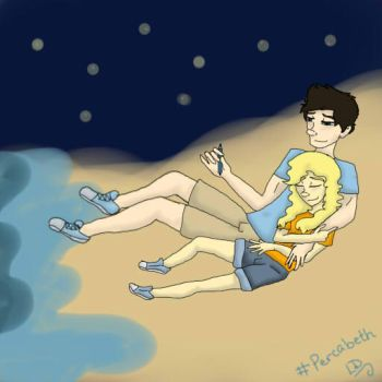 Percabeth by Leafdrift