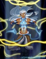 Kida: Avatar Korra by racookie3