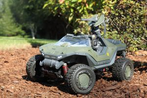 RC Halo Warthog by DANQUISH